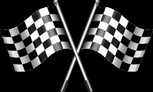 drapeau de course